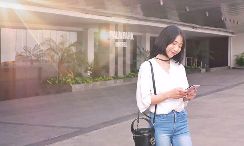 Fun & Happy Staycation di PALM PARK Hotel & Convention Surabaya