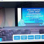 Tiga Menteri Indonesia Membuka IFRA Virtual Expo