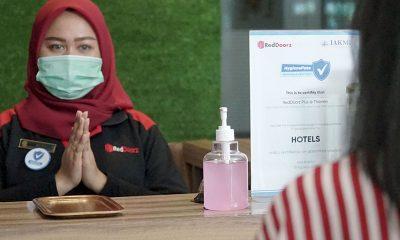 Program Hygiene Pass Dari RedDoorz Diikuti Lebih dari 400 Hotel