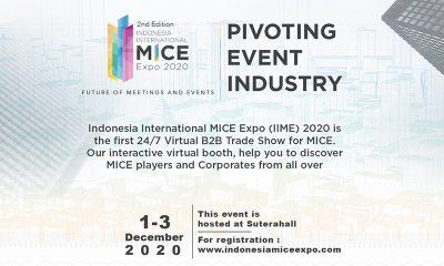 Indonesia International MICE Expo Digelar Secara Hibrid