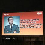 Ridwan Kamil Pernah Nonton di Drive-In Senja Bandung