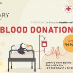 Aviary Bintaro Gelar Aksi Donor Darah di Tengah Pandemi