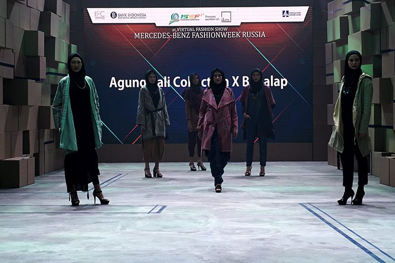 Virtual Fashion Show Modest Wear
