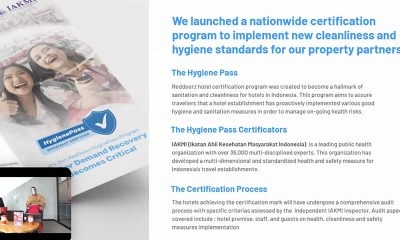 Hygiene Pass Jamin Okupansi Hotel Meningkat