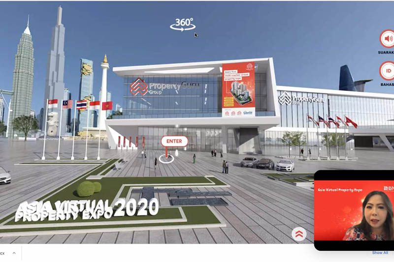 Asia Virtual Property Expo