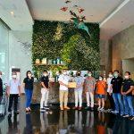 Aviary Bintaro Peroleh Sertifikasi CHSE dari Kemenparekraf