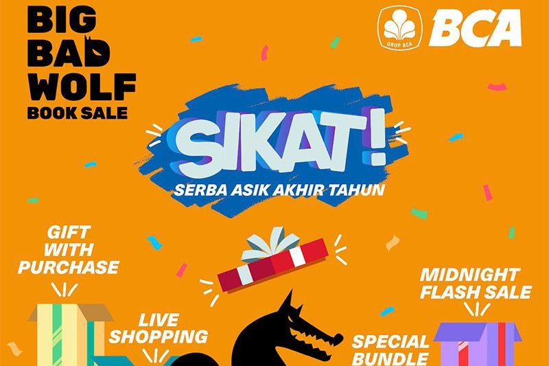 Big Bad Wolf Online Sale