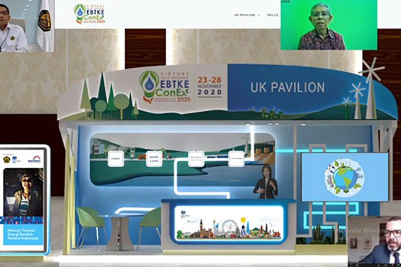 EBTKE Virtual Conference and Exhibition
