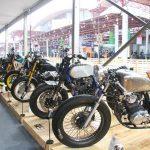 Lelang Motor di IIMS Motobike Hybrid Show