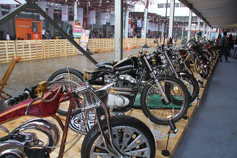 IIMS Motobike Hybrid Show