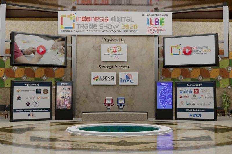 Indonesia Digital Trade Show