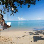 Resor Marriott International di Bali Tawarkan Tempat Bekerja Sambil Berlibur