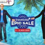 Traveloka EPIC SALE 2020 Berikan Diskon Hingga 80 Persen