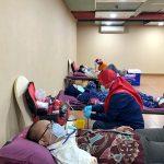 Yuan Garden Pasar Baru Gelar Aksi Donor Darah