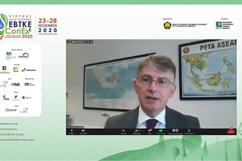 Indonesia EBTKE Virtual Conference and Exhibition