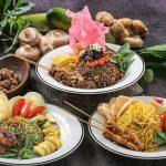 Makan Sepuasnya di Hotel Borobudur Jakarta