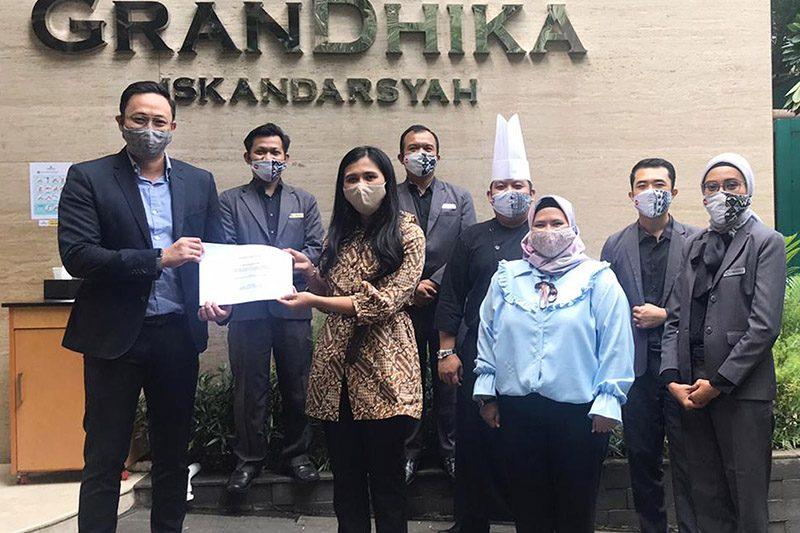GranDhika Iskandarsyah Jakarta