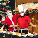 Safe Holiday Celebration di The Atrium Hotel and Resort
