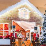 Sari Pacific Jakarta Hadirkan Rumah Roti Jahe di Natal dan Tahun Baru