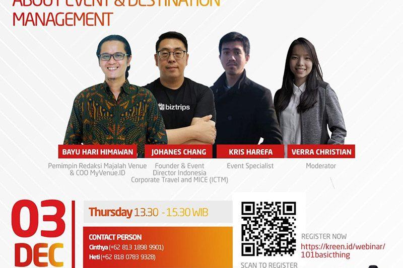 TECHMinar Kreen Indonesia