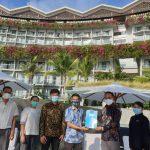 AYANA Hotel Group Terima Sertifikasi CHSE dari Kemenparekraf
