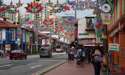 Menikmati Singapura dengan Walking Tour
