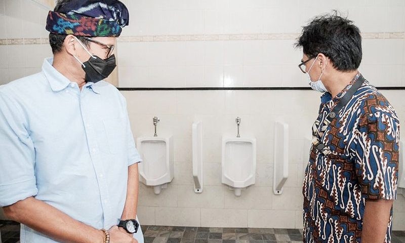 ATI Wujudkan Toilet Bersih di Destinasi Wisata