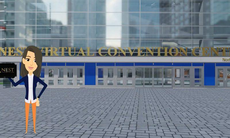Gelar Acara Virtual dengan Venue Virtual NVCC Bisa Lebih Cepat dan Hemat