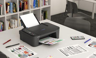 Canon Luncurkan Printer dengan Panduan Suara