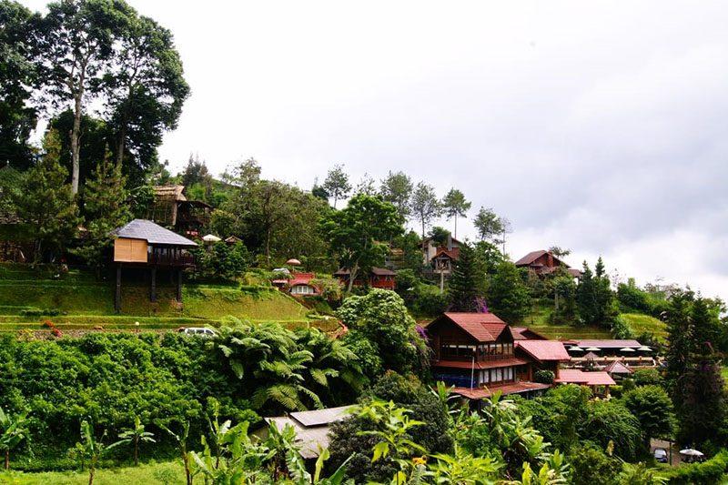 Parkside Hotel Indonesia Talita Mountain Resort