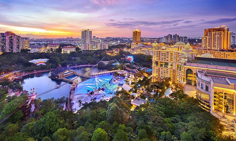 Gordon Ramsay Luncurkan Restoran Pertamanya Di Malaysia