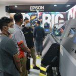 Epson Luncurkan Printer Tekstil Sublimasi 76 Inci Pertama