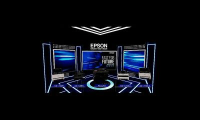 Epson Luncurkan 5 Scanner Sekaligus