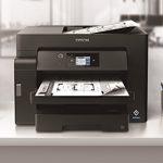 EcoTank M15140, Printer Hitam-Putih Hemat Biaya