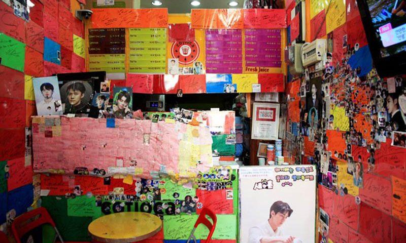 Restoran Favorit Bintang K-Pop yang Wajib Dikunjungi