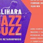 Salihara Jazz Buzz 2021 Hadir di Ruang Virtual