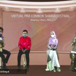 Hijabersmom Community Lombok Hadirkan Virtual Fashion Show Tenun NTB