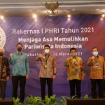 Rakernas PHRI 2021: Upaya Memulihkan Pariwisata Indonesia