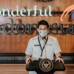 Menparekraf Jabarkan Program Pemulihan Pariwisata di Indonesia