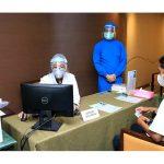 Hotel Ciputra Jakarta Berikan Layanan GeNose 19 Bagi Tamu dan Karyawan