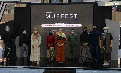 MUFFEST Surabaya 2021 Dukung UKM Fesyen Muslim di Jawa Timur