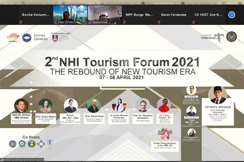 NHI Tourism Forum