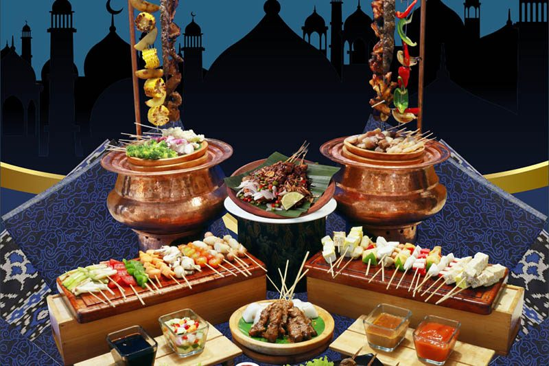 parade sate spesial ramadhan Le Eminence Hotel