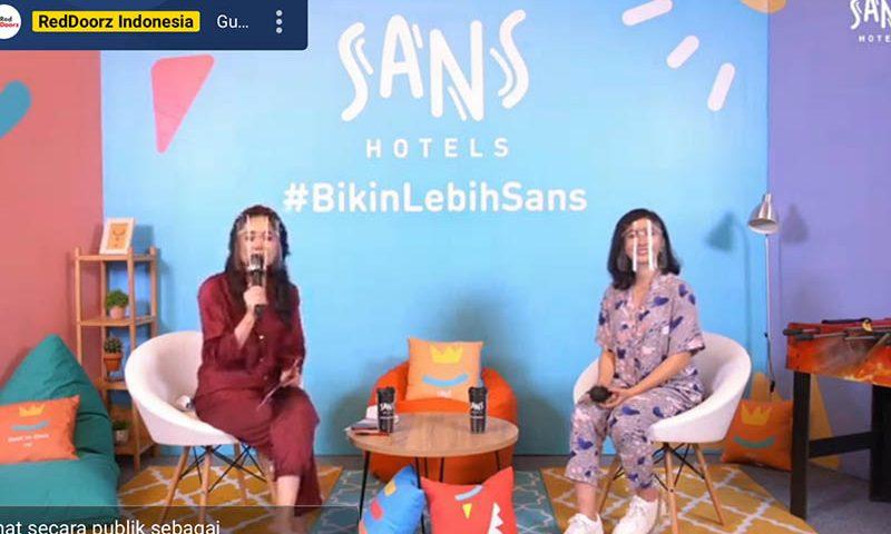 Empat Sans Hotel Dibuka Serentak di Empat Kota Besar Indonesia