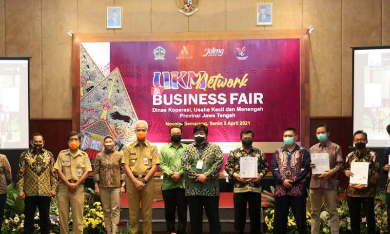 Bantu Tingkatkan Ekonomi, Accor Serap Produk UKM Jawa Tengah