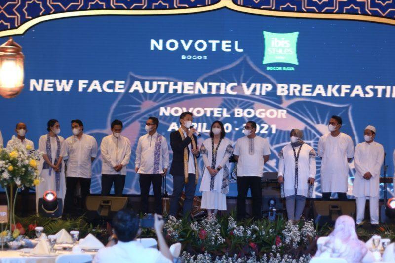 Novotel Bogor dan ibis Styles Bogor Raya Bagi-Bagi Hadiah Untuk Para Mitra