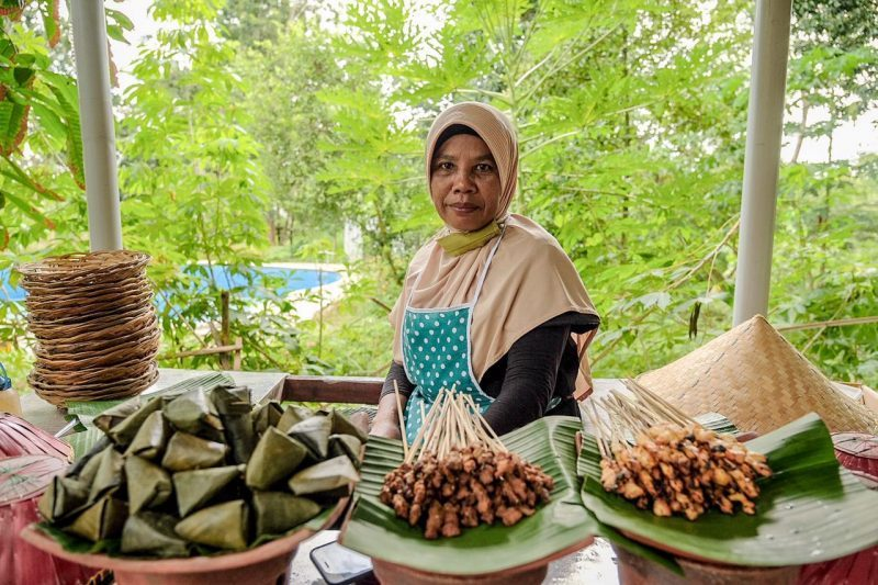 kuliner di desa wisata