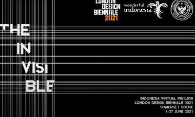 Kemenparekraf Kirim Perwakilan Ke Ajang London Design Biennale