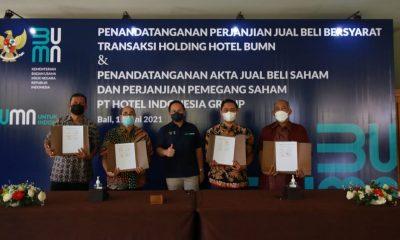 Pembentukan Holding Hotel BUMN Memasuki Babak Baru
