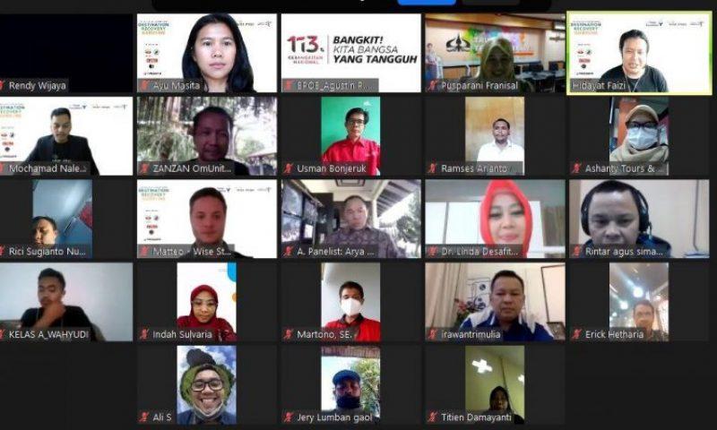Kerja Sama Untuk Memulihkan Pariwisata Indonesia